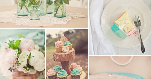 Hey Look - Event styling, design inspiration, DIY ideas and more: turquoise