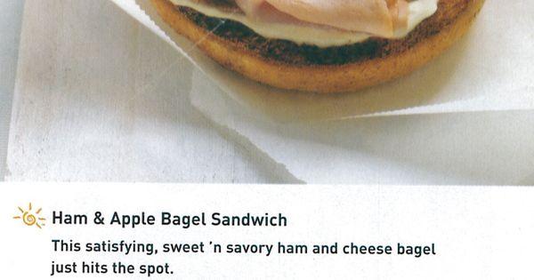 ... Bagel Sandwich | i like vittles | Pinterest | Bagel Sandwich, Bagels