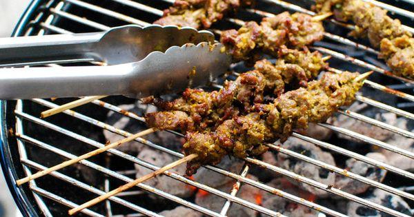 ... Grilled Lemongrass Beef Skewers | Recipe | Skewers, Beef and Good News