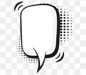 Comic Speech Bubbles On Halftone Transparent Background Background Balloon Black Png And Vector With Transparent Background For Free Download Halftone Graphic Design Background Templates Free Graphic Design