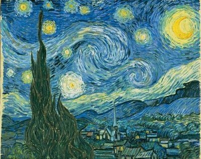 Just love this Vangogh painting!