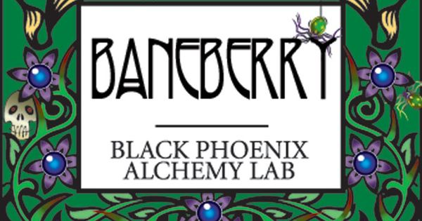 Baneberry Bpal Rappaccini 39 S Garden Pinterest Gardens Shops And Alchemy