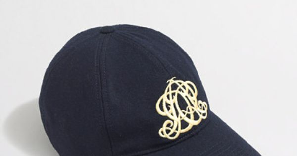 J Crew Factory Factory Embroidered Baseball Cap Embroidered Baseball Caps Baseball Cap Hats