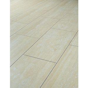 Wickes Travertine Tile Effect Laminate