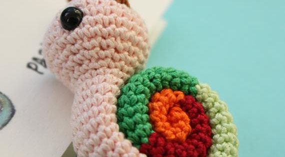 - Amigurumi Pattern - Snail Crochet Pdf Tutorial - Instant Download ...