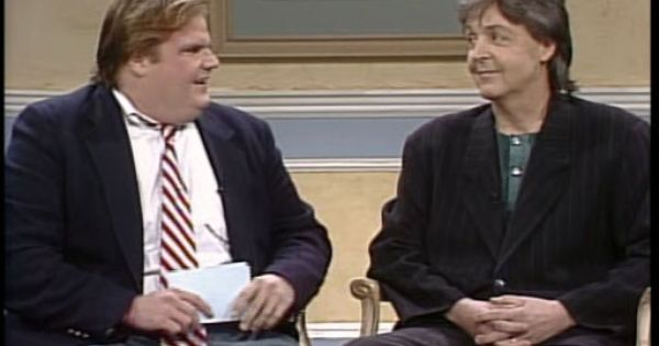 the chris farley show remember re remember re re remember when you saw paul. Black Bedroom Furniture Sets. Home Design Ideas