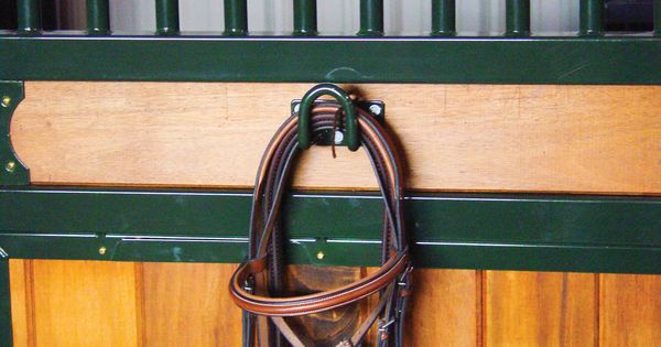 Check out this SAFE bridle or halter hook available ...