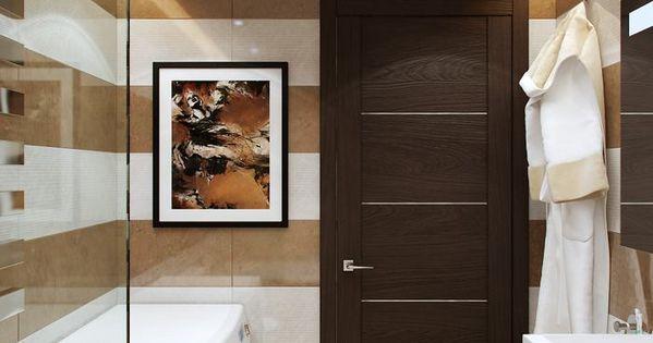 látványos burkolatok, meleg színek, gyönyörű mozaik, kontrasztban a fehér elemekkel - kis ...