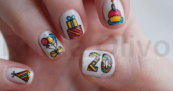 20th Birthday Nails..... Maybe hubby will take me to get ...