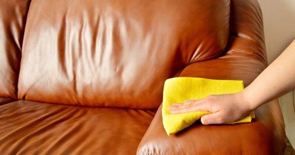 Comment Nettoyer Un Canape En Cuir Canape Cuir Meubles En Cuir Nettoyer Canape Cuir