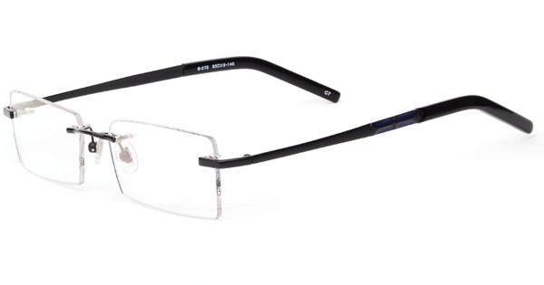 These rimless glasses are of Sarah Palins rimless glasses ...