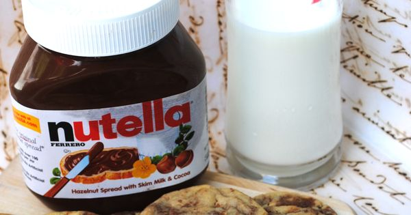 Peanut Butter Nutella Cookies. This pin is for us Lauren! Sweet tooth
