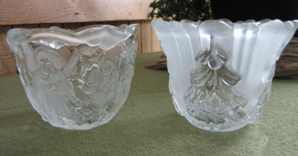 Mikasa christmas candle holders angels with by