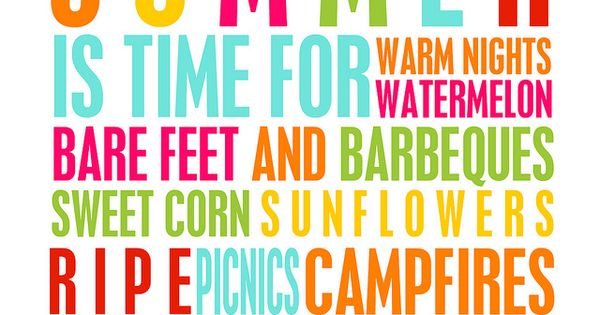 #summerfun quotes