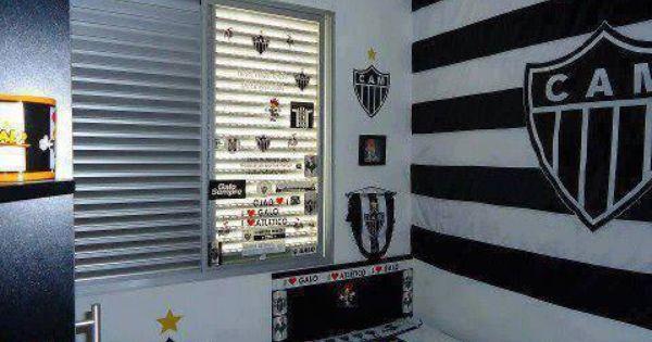Quarto De Atleticano Clube Atletico Mineiro