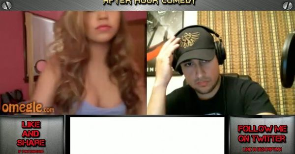Omegle girls amp nerd rage quot fun on omegle quot omegle funny moments