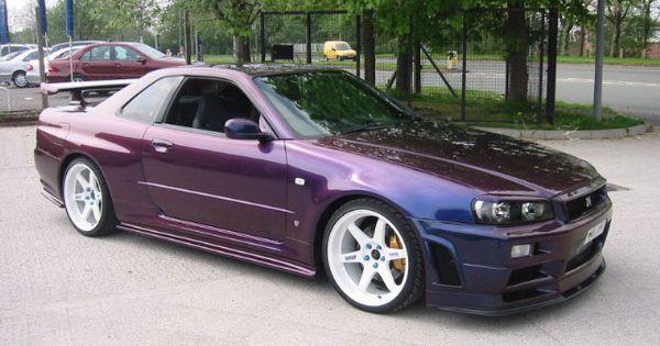 Gtr Midnight Purple Paint Code