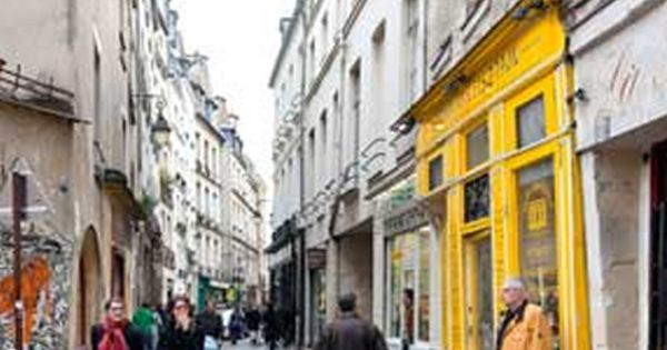 Hands down the best shopping neighborhood in Paris, the Marais is all