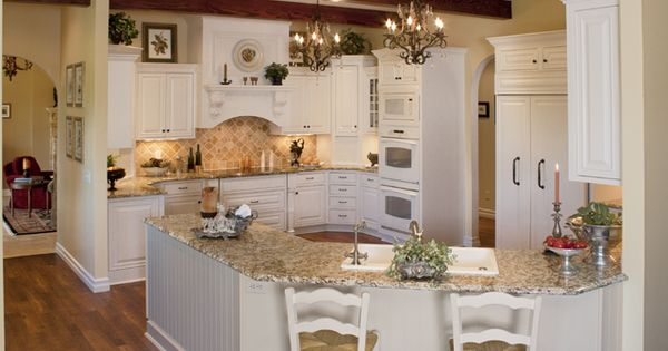 French Country Kitchens Warm French Country Kitchen With Italian Flair Eugene Oregon For
