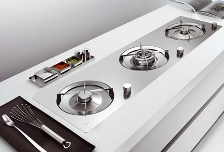 Whirlpool Cooktops Designer Filo Gas Hobs Kitchen Appliances Kitchen Cooktop Hobs