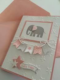 Pin Von Mirjam Gleba Auf Karten Babykarten Karten Basteln
