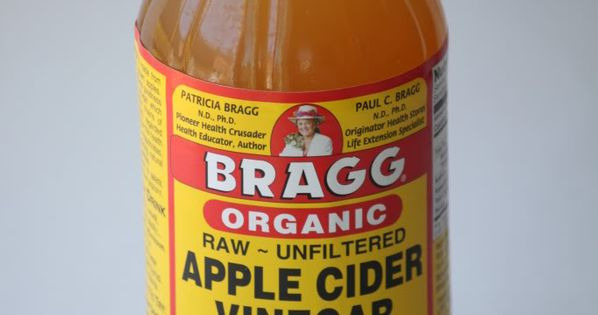 Apple Cider Vinegar -The only vinegar that can, and SHOULD, be consumed