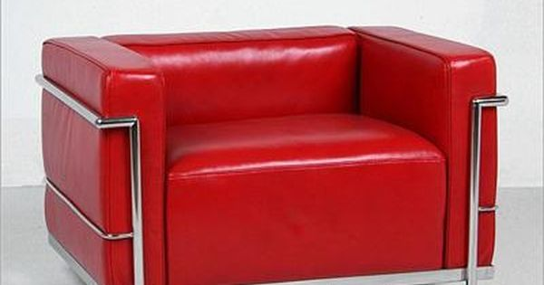 le corbusier lc3 grand lounge chair from modern classics furniture seatings pinterest. Black Bedroom Furniture Sets. Home Design Ideas