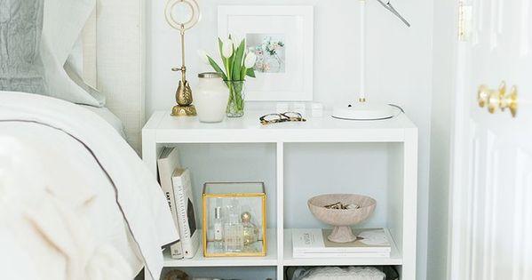 pimp your bedroom ungew hnliche diy nachttische f r dein schlafzimmer style interior ideas. Black Bedroom Furniture Sets. Home Design Ideas