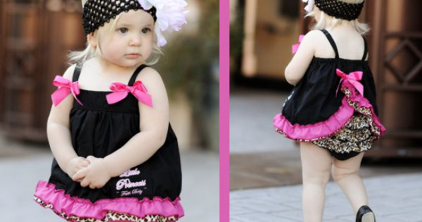 kids fashion leopard 2014 / baby stylized 2014