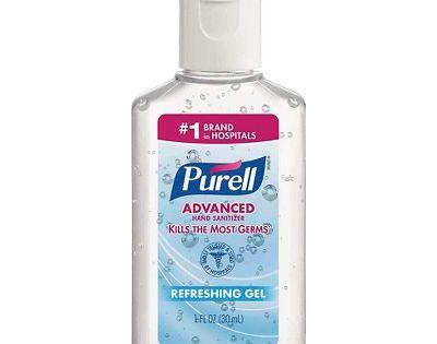 Purell Original Display Bowl Hand Sanitizer Sanitizer