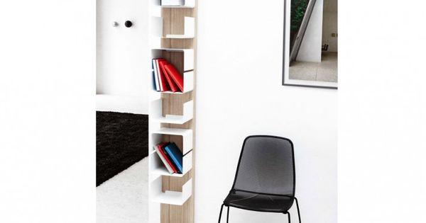 novamobili wand b cherregal wally wohnzimmerm bel. Black Bedroom Furniture Sets. Home Design Ideas