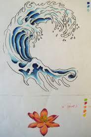 Bildresultat For Japanese Wave Tattoo Japanese Wave Tattoos Waves Tattoo Japanese Waves