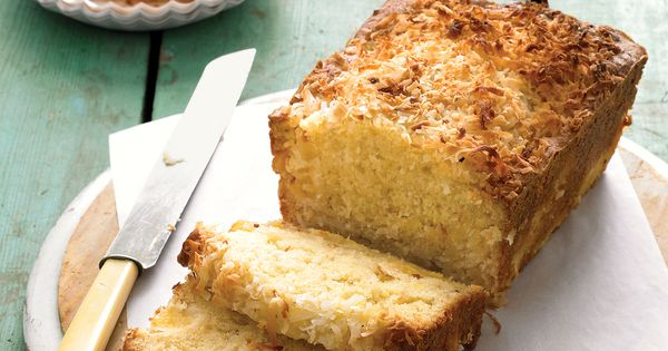 Cake Loaf Recipe Quick: Coconut-Pineapple Loaf Cake