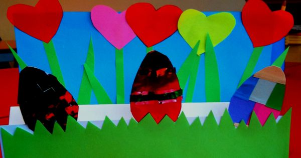 valentine's day cards ks1