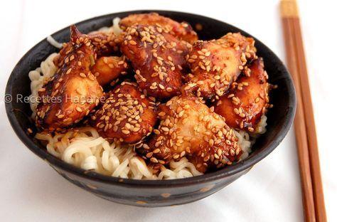 recette asiatique
