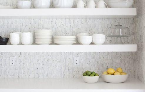 Alice Lane Home - kitchens - veneer cabinets, veneer kitchen cabinets, quartz