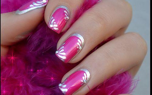 Nail Polish Colors Men Love On Women Magenta Nails Beautyinthebag Nailart Pink ️