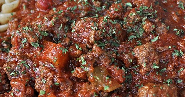 Earth fare, Bolognese sauce and Sauces on Pinterest