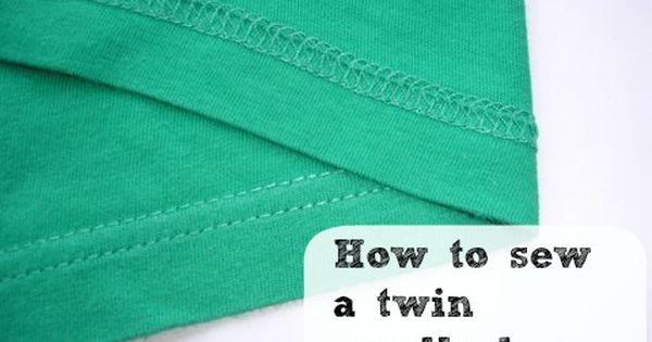 best way to hem jersey knit fabric