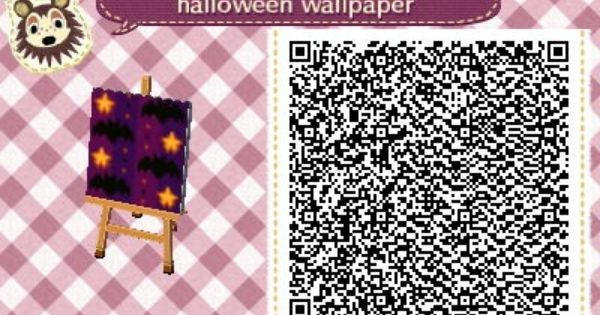 Halloween wallpaper QR code Outfits/QR Codes for Animal