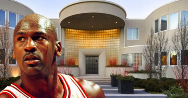 Take a video tour of michael jordan 39 s 39 grown up playground for Michael jordan real estate