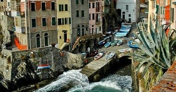 Riomaggiore, Liguria, Italy riomaggiore cinqueterre italy travel getaway europe beautiful bucketlist bennettinfiniti
