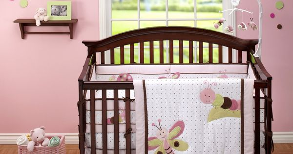 baby girl room ideas... Should show Jonalee this :)