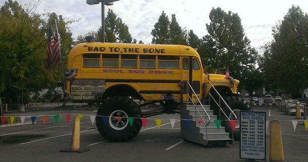 Pimped Out Mini School Bus Trucks Pinterest School