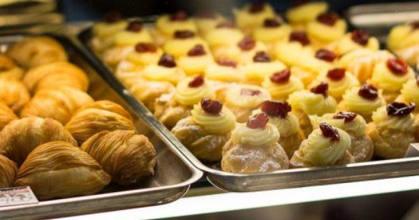 Pasticceria Scaturchio In Neapel Sfogliatelle Baba Savarin Im Geback Himmel Lebensmittel Essen Food Blogs Genuss