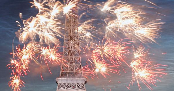 bastille day south of france