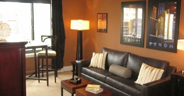 wohnzimmer gemtlich streichen braun ~ moderne inspiration ... - Wohnzimmer Gemtlich Streichen Braun