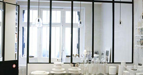 D coration industrielle cuisine verri re inspirasjon til for Verriere industrielle cuisine