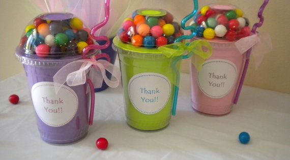 10 Inspired Party Favor Ideas | Kid Scoop, goody bags, treat bags,