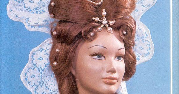 Queen Of Hearts Hairstyles: ESTILO MARQUESA DE MONTESPAN 1641-1707